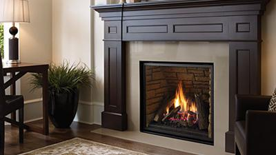 Emergency Heating Options - Gas Fireplace