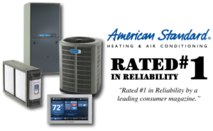 American Standard Hvac Systems In Wichita Kansas
