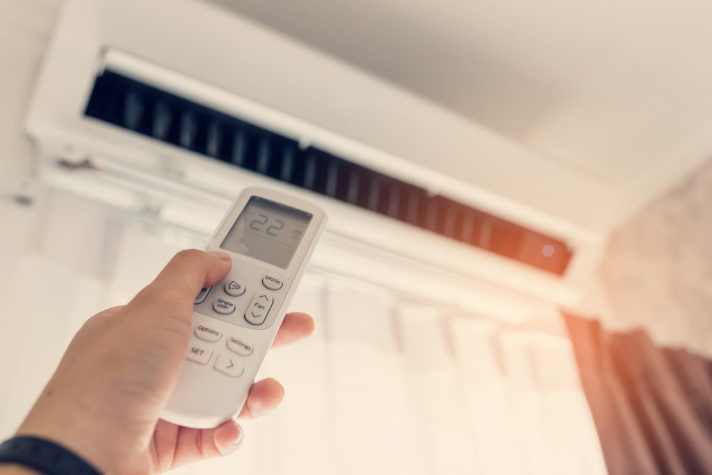 air conditioning types
